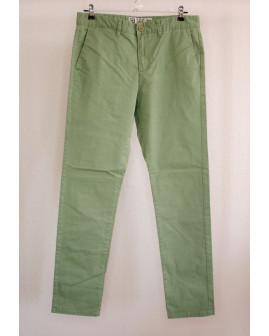 Nohavice zelené, veľ.32