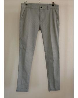 Nohavice sivé vzorované, veľ.32