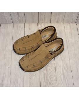 Topánky Falcon béžové, veľ.41
