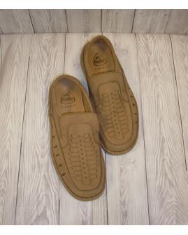 Topánky Gallus hnedé, veľ.7,5