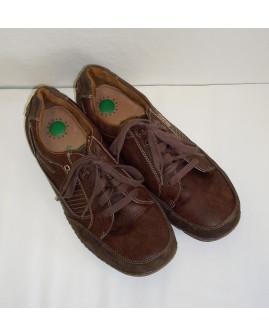 Športové topánky hnedé, veľ.45