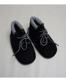 Členkové topánky Timberland čierne, veľ.18