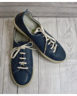 Tenisky modré, veľ.43