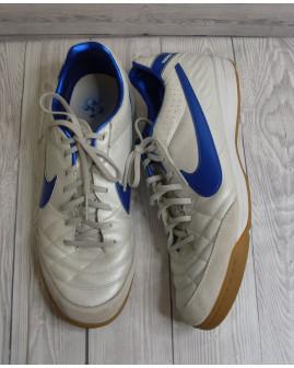 Tenisky Nike bielo-modré, veľ.43