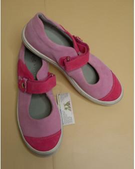 Topánky ružové, veľ.34