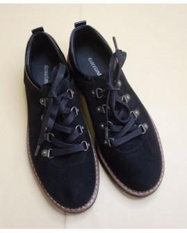 Topánky Graceland čierne, veľ.38