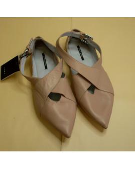 Topánky Zara béžové, veľ.37
