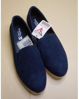 Plátené topánky Walkx modré, veľ.40