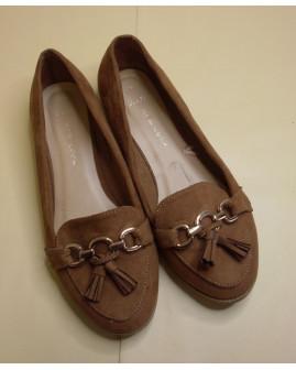 Topánky New Look hnedé, veľ.37