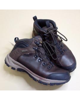 Športové topánky  hnedé, mierne zateplené, veľ.6,5