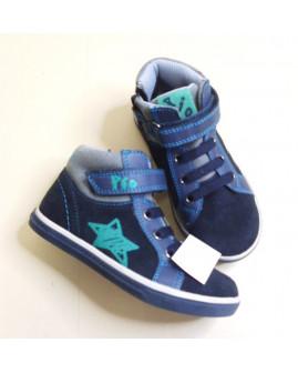 Športové topánky modré, veľ.26