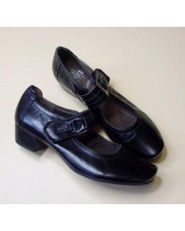 Topánky Caprice čierne, veľ.5