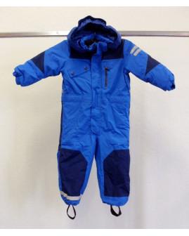 Overal H&M modrý s kapucňou, veľ.98