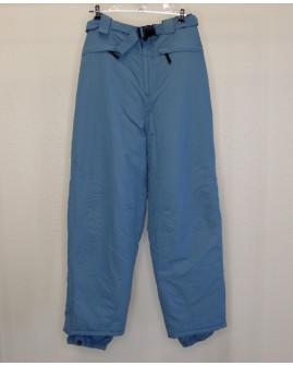 Otepľovačky modré s trakmi, veľ.176