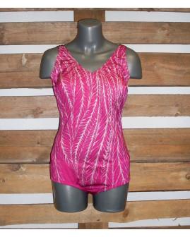 Plavky Triumph fialové, veľ.48