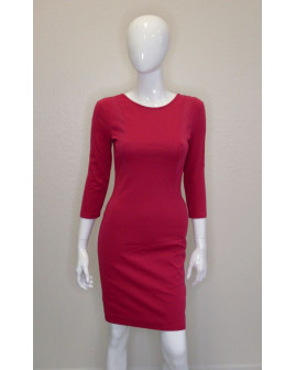 Šaty Amisu ružové, veľ.40