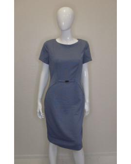 Šaty Orsay sivé, veľ.40