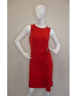 Spoločenské šaty Michael Kors červené, veľ.S