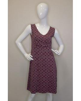 Šaty Tom Tailor fialové vzorované, veľ.38