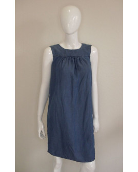 Šaty Esprit rifľové modré, veľ.34