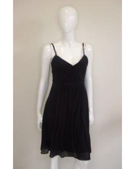 Spoločenské šaty Esprit čierne, veľ.36