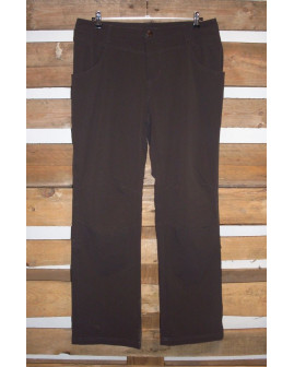 Športové nohavice Active tmavosivé dámske, veľ.44
