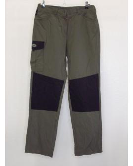 Športové nohavice zelené dámske, veľ.40