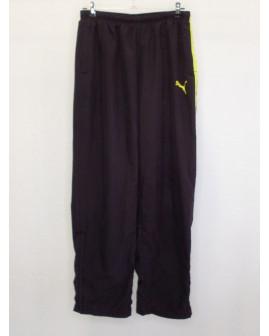 Šuštiakové nohavice Puma čierne pánske, veľ.L