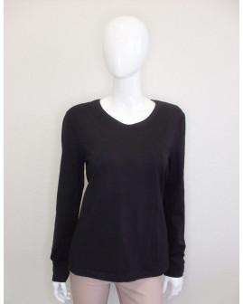 Tričko Laura T. čierne, veľ.L