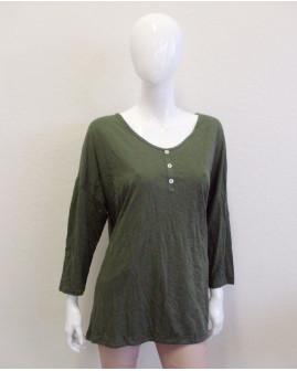 Tričko Gina Benotti zelené, veľ.XL