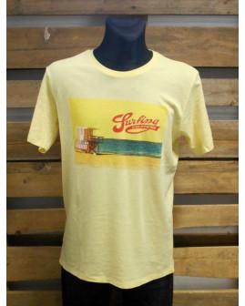 Tričko Watsons žlté s obrázkom, veľ.L