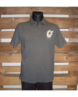 Tričko Marc O´Polo sivé s potlačou, veľ.XL